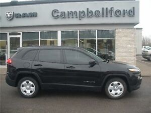 2015 Jeep Cherokee 9 Speed AIR Conditioning Power Windows AND Lo