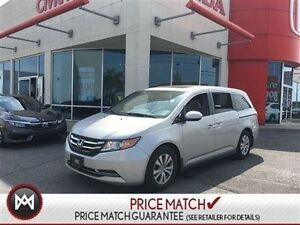 2015 Honda Odyssey EXL RES LEATHER LOADED UP