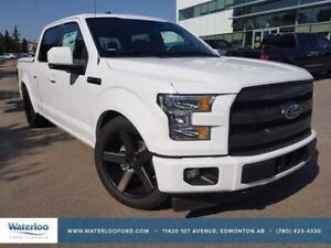 2017 Ford F-150 Lariat Supercrew 145 | LOWERED