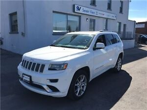 2015 Jeep Grand Cherokee Summit Navigation, Panoramic Roof, V8 H