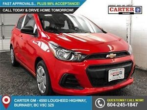 2018 Chevrolet Spark LS CVT FWD - Rear View Camera - Alloys -...