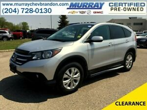 2014 Honda CR-V EX AWD *Backup Camera* *Heat Cloth*