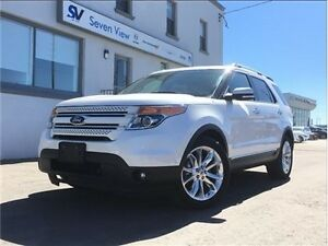 2015 Ford Explorer Limited Navigation, Leather, Sunroof !!