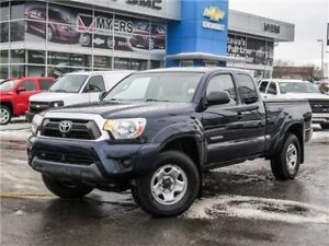 2012 Toyota Tacoma SR5, AUTO, 4X4, WINTERS AND SUMMER - BEAUTY!