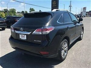 2013 Lexus RX350 ULTRA PREMIUM 1 WITH BLINDSPOT MONITOR Kingston Kingston Area image 5
