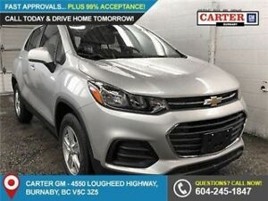 2018 Chevrolet Trax LS AWD - Bluetooth - Alloys - Parking Cam...