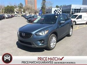 2015 Mazda CX-5 GT LEATHER NAVIGATION AWD LOADED