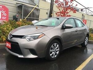 2014 Toyota Corolla LE - Fresh Trade In, Save Big!