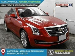 2018 Cadillac ATS 2.0L Turbo Luxury AWD - Navigation - Leathe...