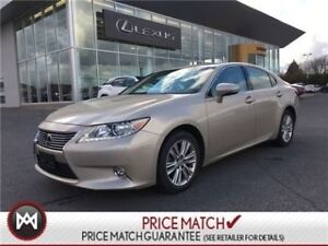 2014 Lexus ES 350 LEATHER NAVIGATION PACKAGE LEATHER NAVIGATION