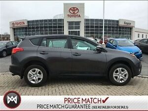 2014 Toyota RAV4 AWD LE ONE OWNER!