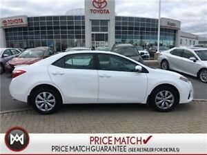 2015 Toyota Corolla S- Bluetooth,Keyless,Alloys & MORE! What a N