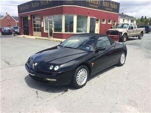 1997 Alfa Romeo 4C Spider -
