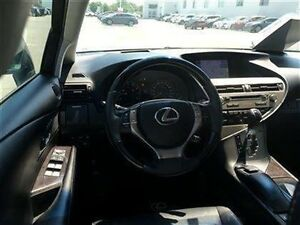 2013 Lexus RX350 ULTRA PREMIUM 1 WITH BLINDSPOT MONITOR Kingston Kingston Area image 13