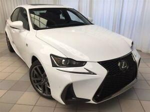 2018 Lexus IS 350 -
