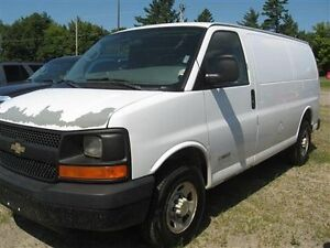 2006 Chevrolet Fourgonnette Express utilitaire -