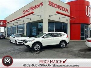 2014 Honda CR-V EX - SUNROOF, HEATED SEATS, ALLOYS