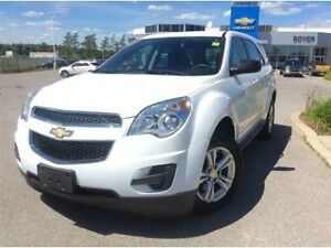 2015 Chevrolet Equinox LS   BLUETOOTH   CD PLAYER