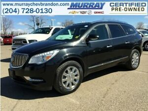 2013 Buick Enclave Premium AWD 7 Pass Option *Nav* *Blind Side*
