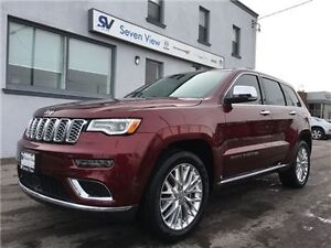 2017 Jeep Grand Cherokee Summit Save Thousands From NEW, Only 22