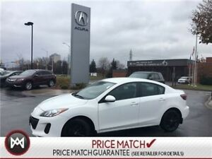 2013 Mazda Mazda3 4 Door Sedan SKY Manual Alloys