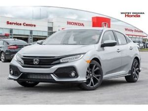 2018 Honda Civic Sport Touring | Automatic