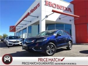 2017 Acura RDX ELITE PKG - LOADED!!! NAVI, SUNROOF, BLUETOOTH