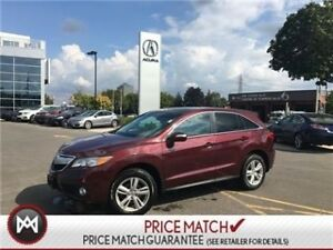 2015 Acura RDX AWD Technology Package NAV Leather AWD LEATHER AW