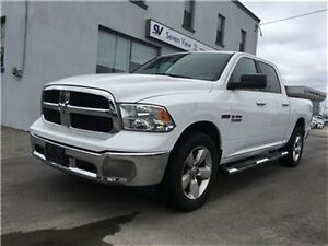 2014 Ram 1500 SLT Diesel, 20 Inch Wheels, Uconnect !!!