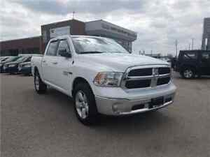 2016 Ram 1500 SLT Diesel, Rear Camera, Only 24, 000 KMS !!!
