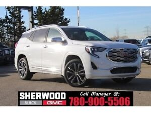 2019 GMC Terrain Denali | Heated/AC Leather | Memory Seat | Sunr
