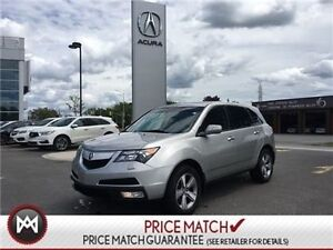 2013 Acura MDX AWD LEATHER 7 SEATER