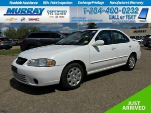 2002 Nissan Sentra GXE FWD *Low Mileage*