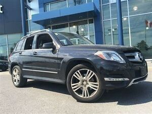 2014 Mercedes-Benz GLK250 AWD, LEATHER, DIESEL