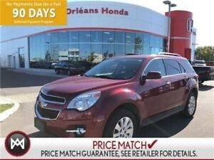 2011 Chevrolet Equinox 2LT,LEATHER INTERIOR ,HEATED SEATS ,AWD S