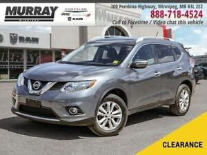 2014 Nissan Rogue SV *Sunroof Htd Mirrors AWD*