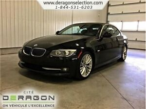 2012 BMW 3 Series 335I+MANUELLE+CONVERTIBLE+BLUETOOTH+INSP