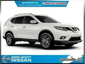 2016 Nissan Rogue SL AWD Premium, Leather, Sunroof, Nav, Loaded