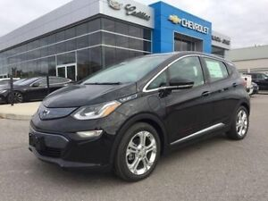 2019 Chevrolet Bolt EV LT   All-Electric   383 KM Full-Charge Ra