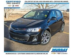 2018 Chevrolet Sonic LT *Heated Seats *Remote Start *Backup Cam