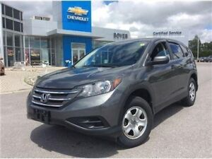 2014 Honda CR-V LX   ONE OWNER   HEATED SEATS   REAR CAM