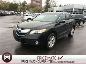 2015 Acura RDX AWD LOW KLM LEATHER SUNROOF
