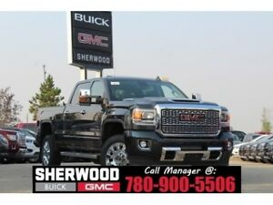 2018 GMC SIERRA 2500HD Denali | Duramax | Heated/AC Leather | Me