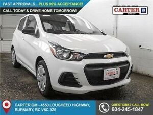 2018 Chevrolet Spark LS CVT FWD - Rear View Camera - Bluetoot...