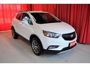 2018 Buick Encore Sport Touring   AWD   Moonroof