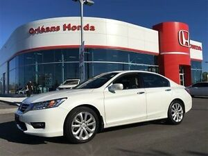 2014 Honda Accord V6 TOURING.LEATHER ROOF,HEATED SEATS,NAVIGATIO