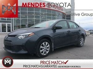 2016 Toyota Corolla LE: HEATED SEATS, BACK UP CAM, LED HEADLIGHT