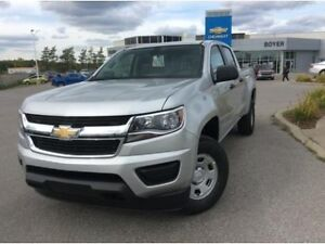 2019 Chevrolet Colorado WT   REAR CAMERA   TEEN DRIVER