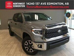 2018 Toyota Tundra 4X4 CrewMax SR5 Plus 5.7L | TRD Off-Road Pack