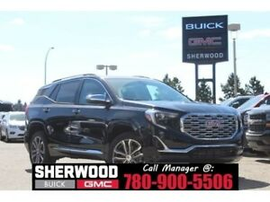 2018 GMC Terrain Denali | Heated Leather | Memory Seat | Sunroof